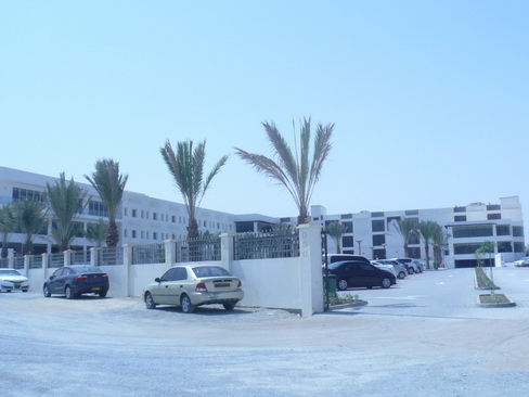 Caledonian College Campus 3 Oman Building And