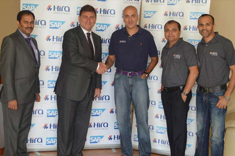 Hira Industries deploys SAP Solutions in UAE