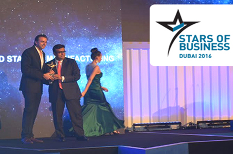 Hira Industries Wins Star of Manufacturing Award
